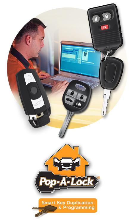 Key Fob & Keyless Entry Solutions | Louisville & Lexington | Pop-A-Lock®